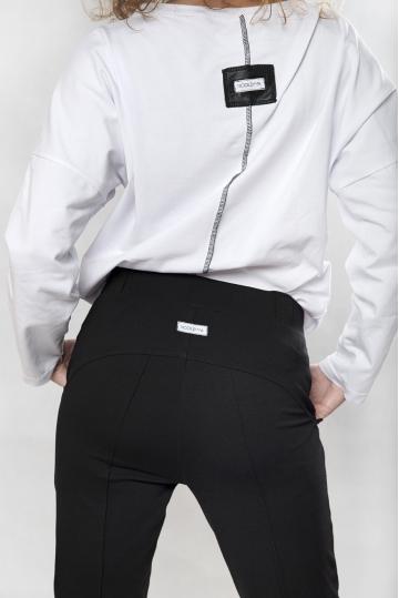 Kalhoty CULÉS black